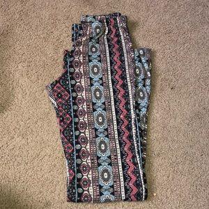 Boohoo flare pants